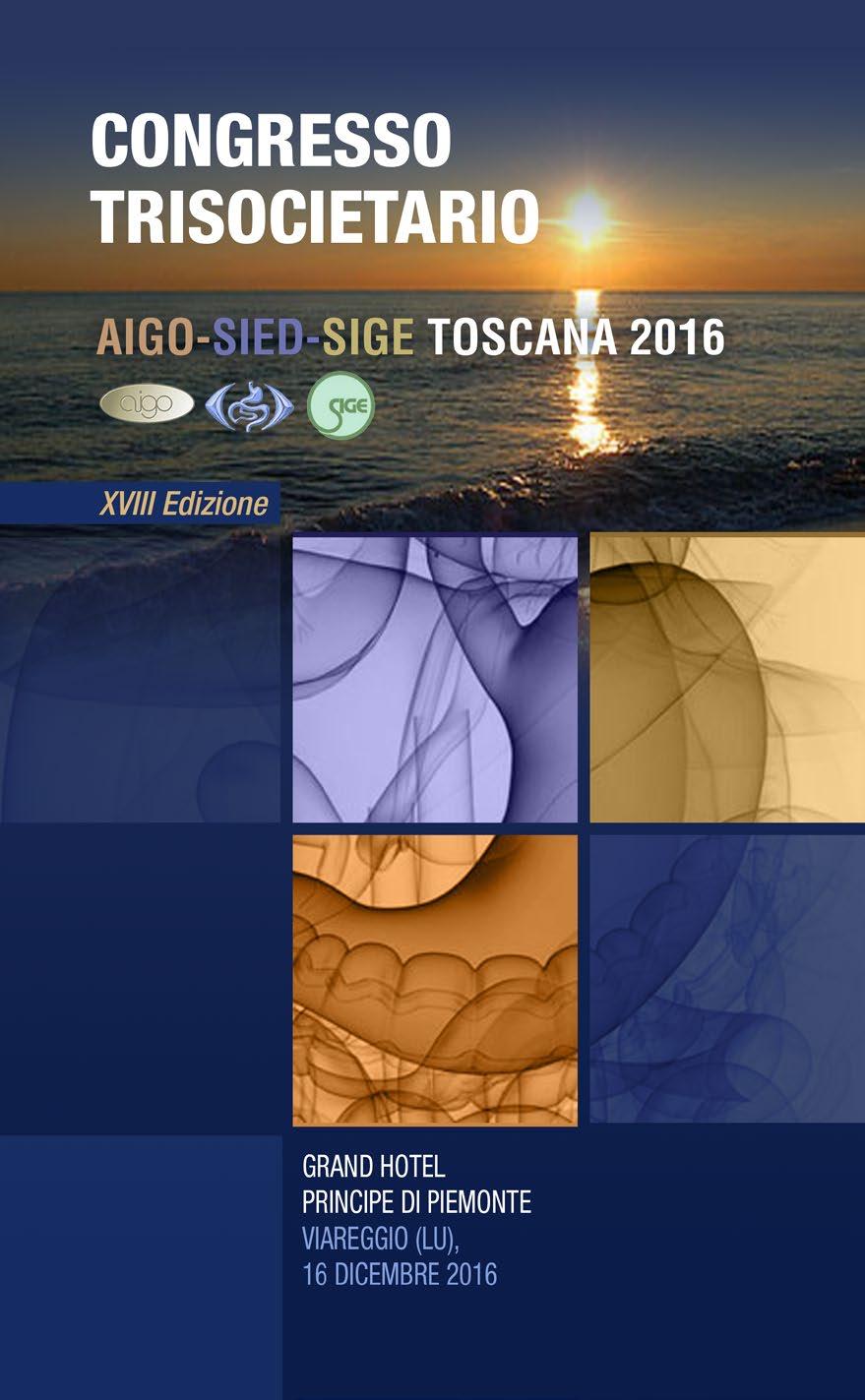 Congresso trisocietario AIGO-SIED-SIGE Toscana 2016
