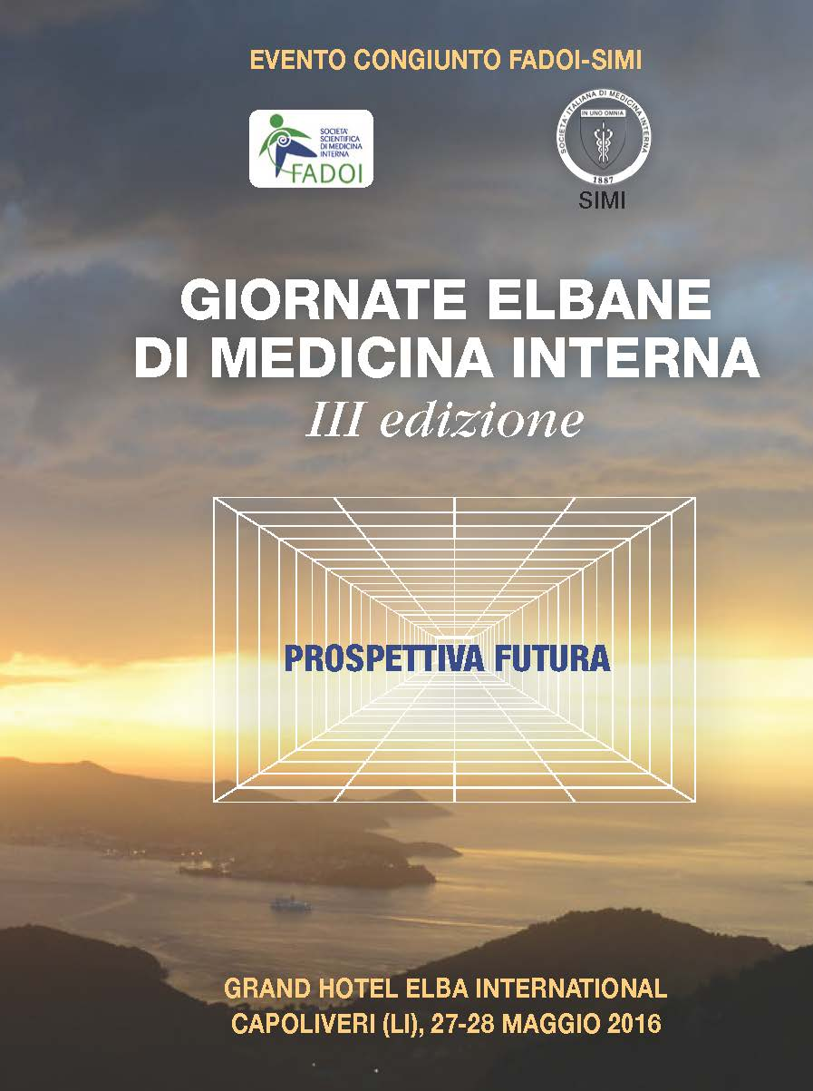 GIORNATE ELBANE DI MEDICINA INTERNA – III edizione