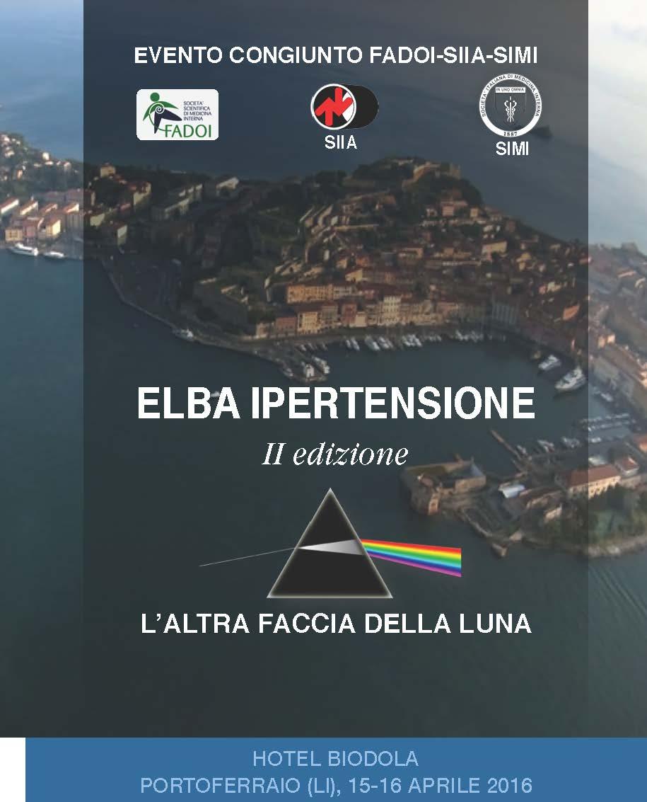 ELBA IPERTENSIONE – II edizione – L'ALTRA FACCIA DELLA LUNA