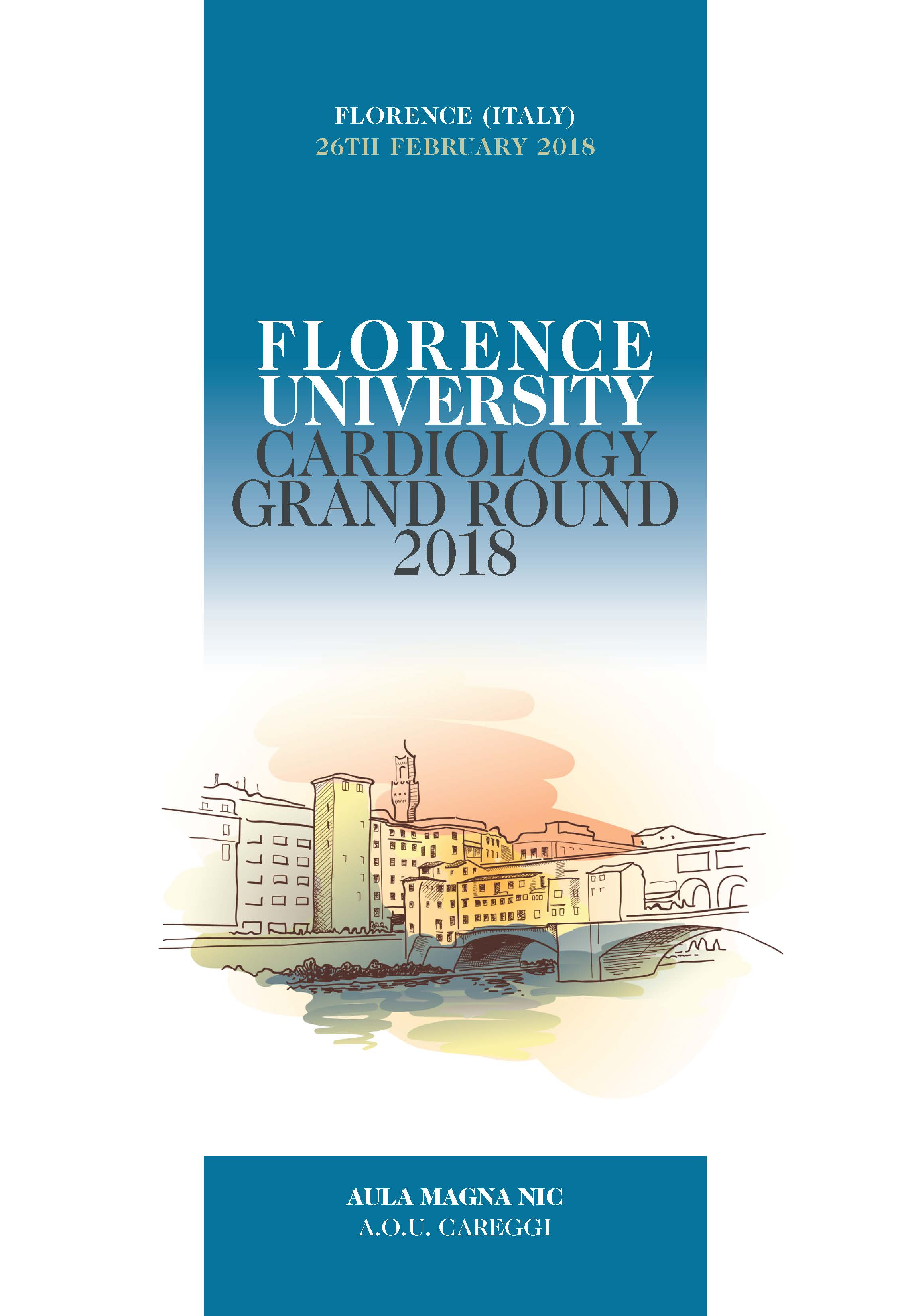 Florence University Cardiology Grand Rounds 2018