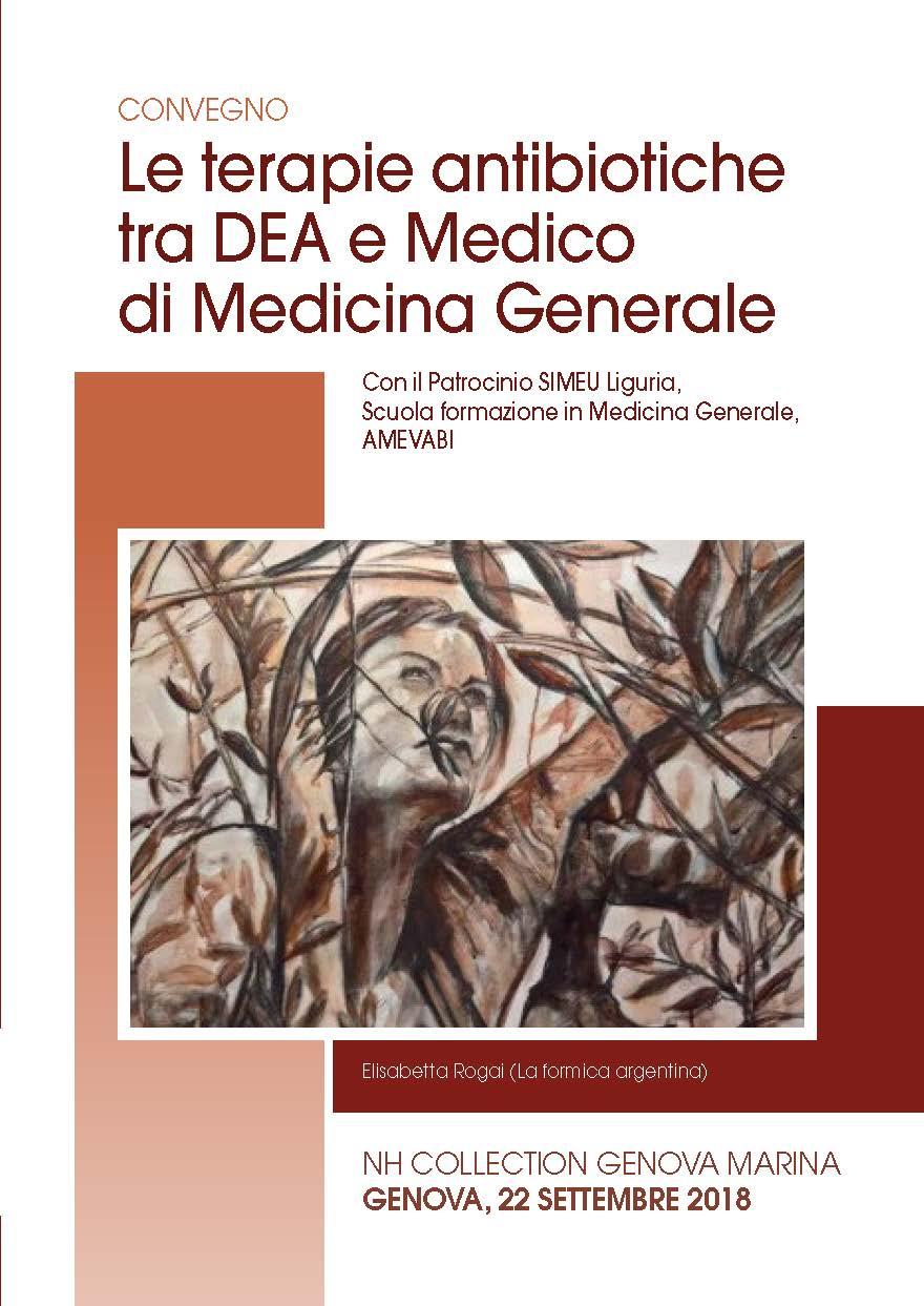 Le terapie antibiotiche tra DEA e medico di medicina generale