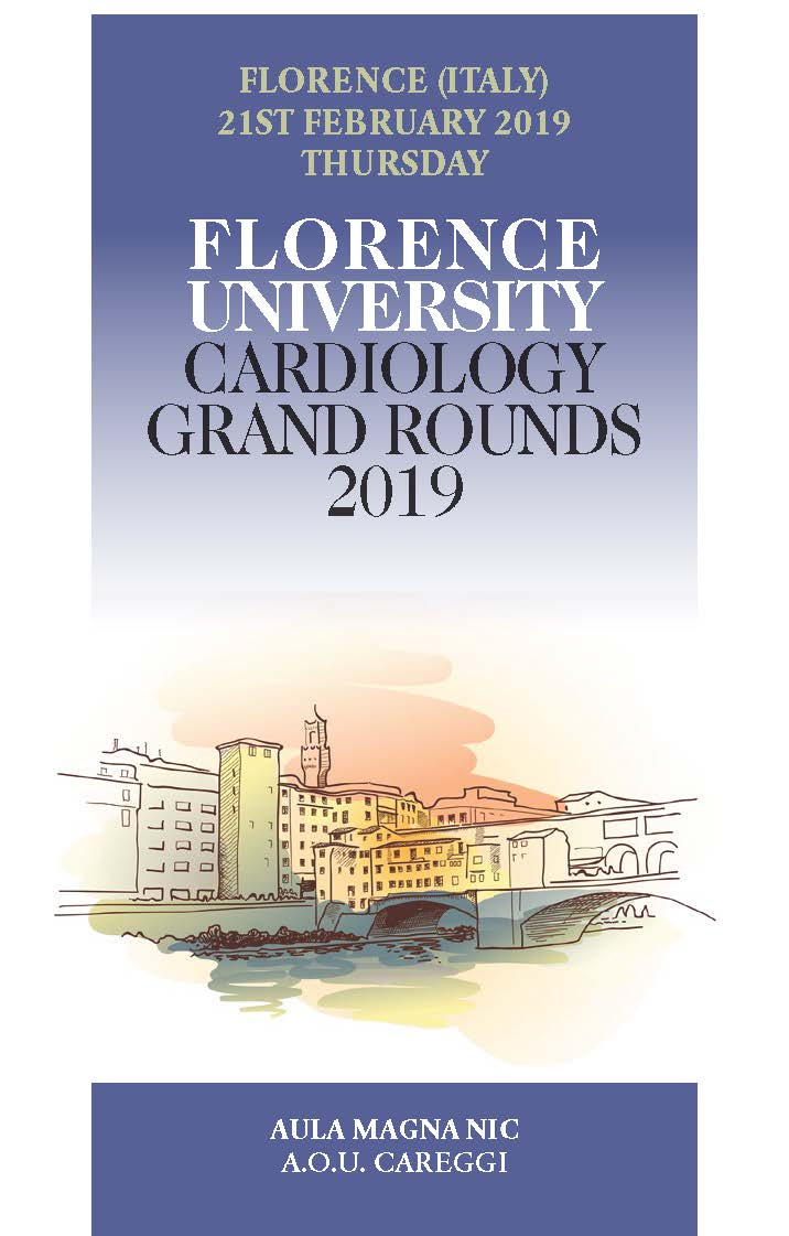 Florence University Cardiology Grand Rounds 2019