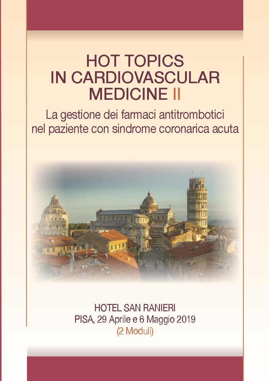 Hot Topics in Cardiovascular Medicine – II