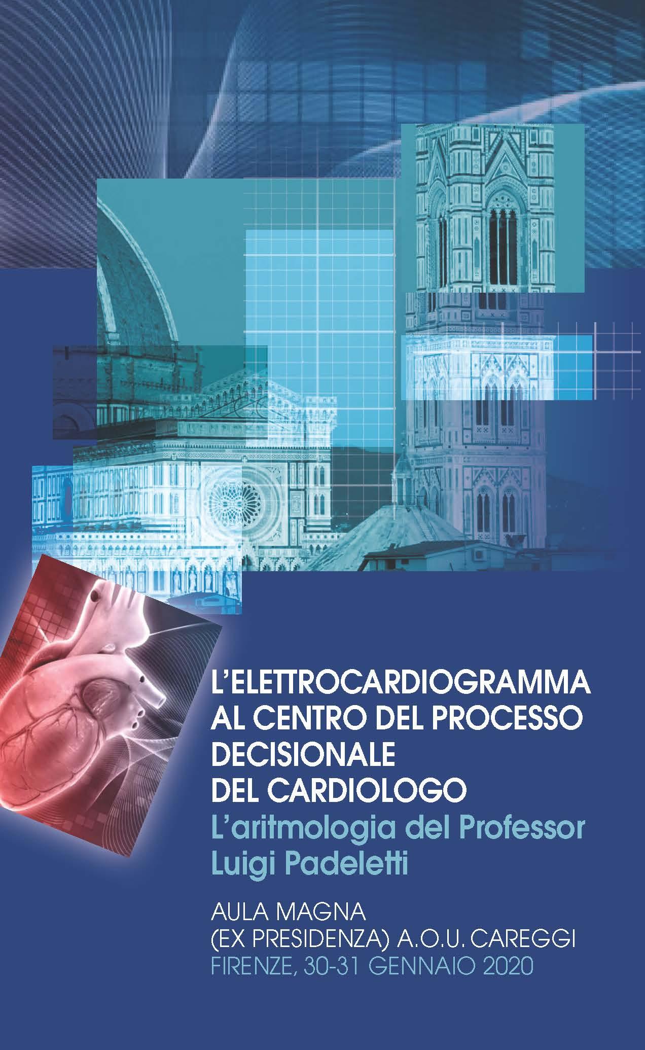 L'Elettrocardiogramma al centro del processo decisionale del Cardiologo