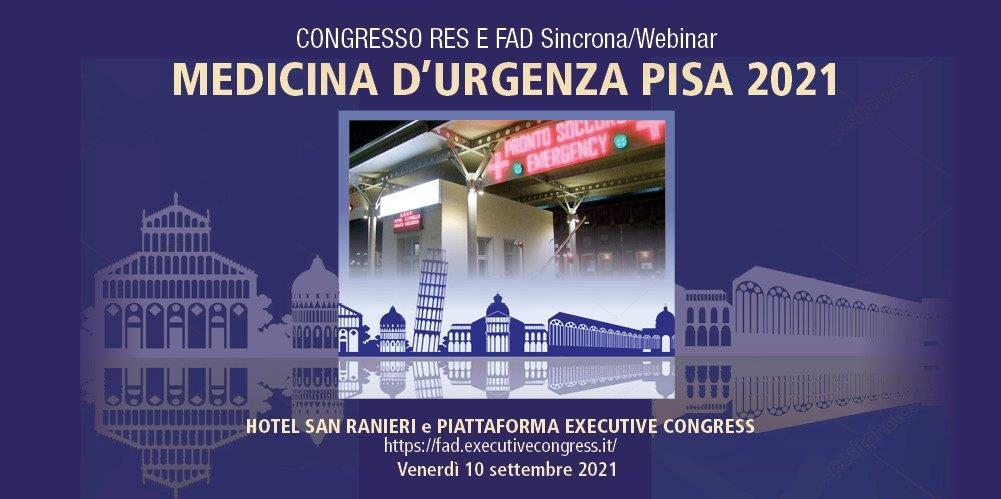 MEDICINA D'URGENZA PISA 2021